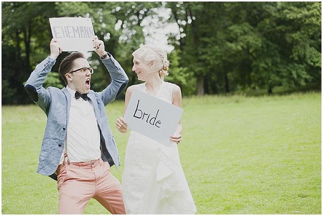 Super Fun DIY Vintage Wedding