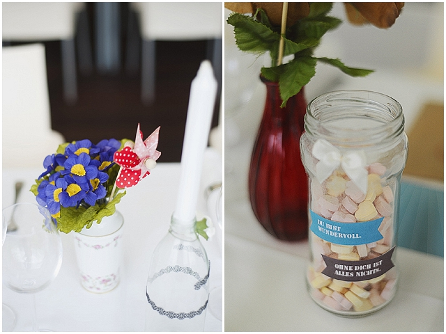 Super Fun DIY Vintage Wedding