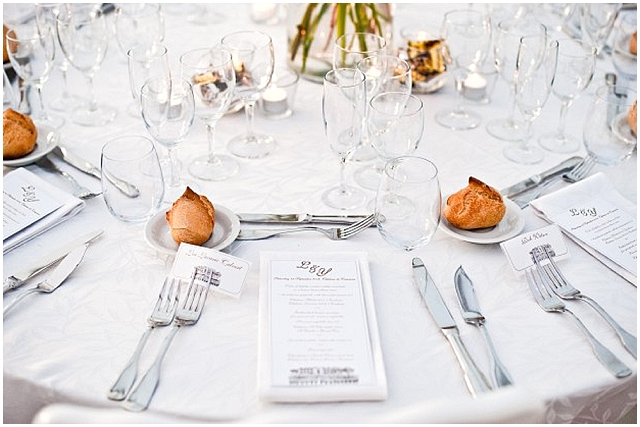 A beauitful wedding in a french château