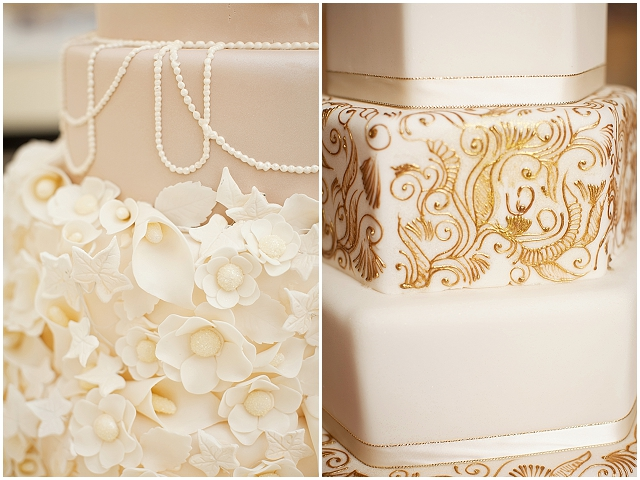 Through the eras, luxury cake collection