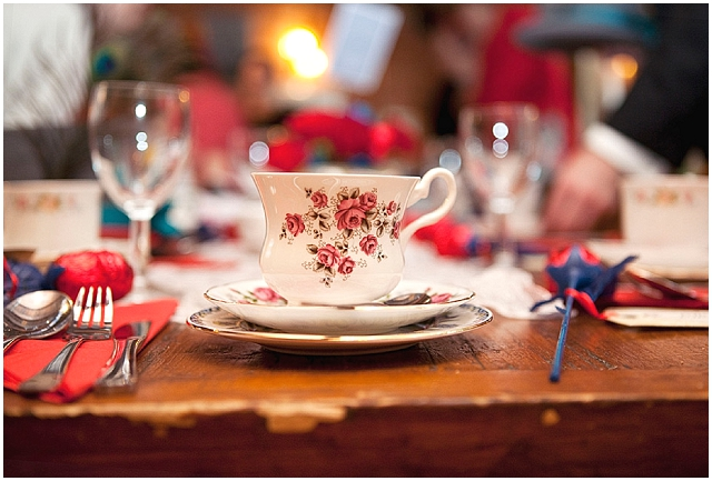 A Mad Hatters Tea Party Inspired Wedding