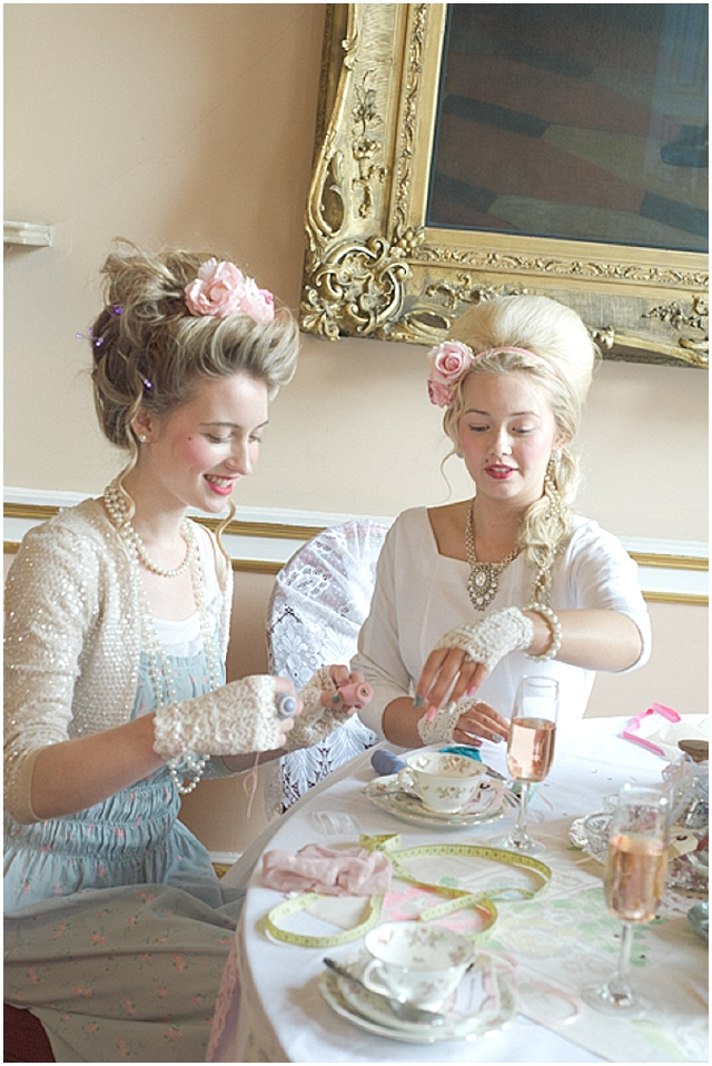 Marie Antoinette: Styled Wedding Inspiration