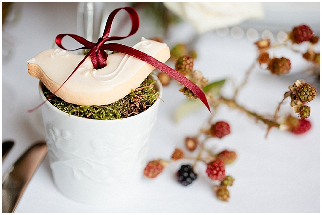The Secret Garden | Centerpiece and Dessert Buffet Inspiration