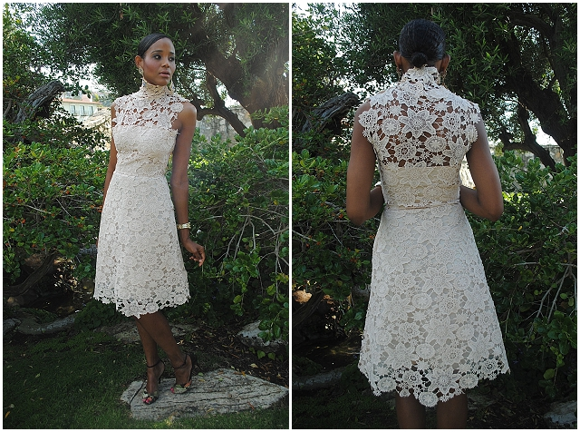 Are you a dreamer? Lace boho bridal dresses...