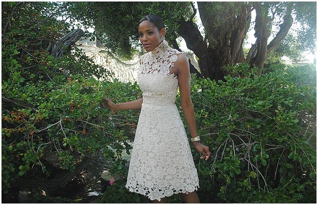 Are you a dreamer? Lace boho bridal dresses...