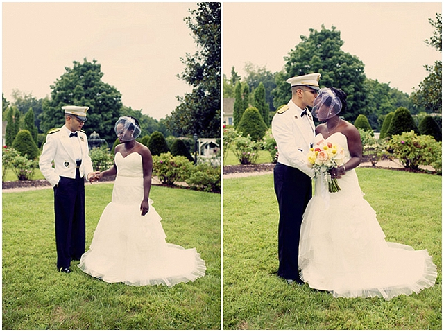 French Country Chic Real Wedding