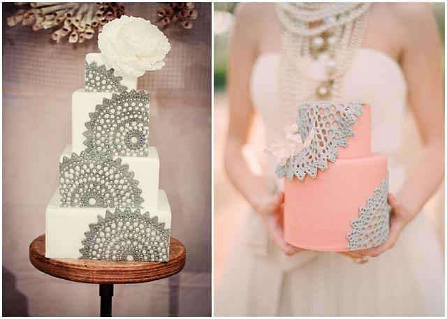 Doily Wedding Accessories: Decor & Ideas