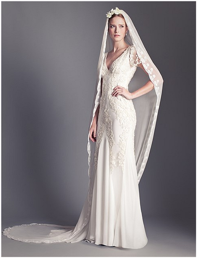 Top 3 Wedding Dresses Trends For 2013