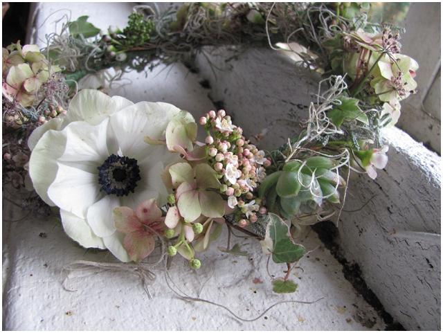 DIY Flower Headcrown