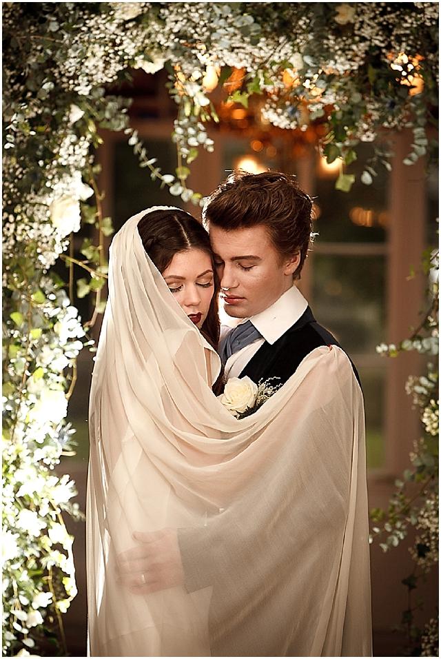 Edward & Bella Cullen's Twilight / Breaking Dawn Wedding