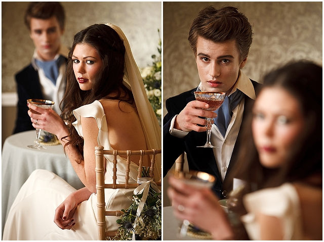 Edward & Bella Cullen's Twilight / Breaking Dawn Wedding