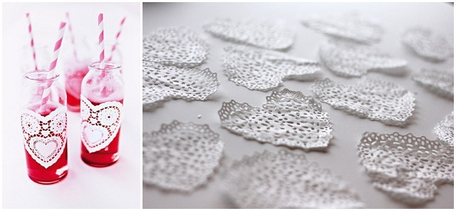 Doily Wedding Accessories: Decor & Ideas