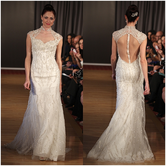Top 3 Wedding Dress Trends For 2013