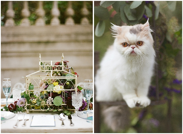 Art Nouveau Wedding Inspiration & Ideas