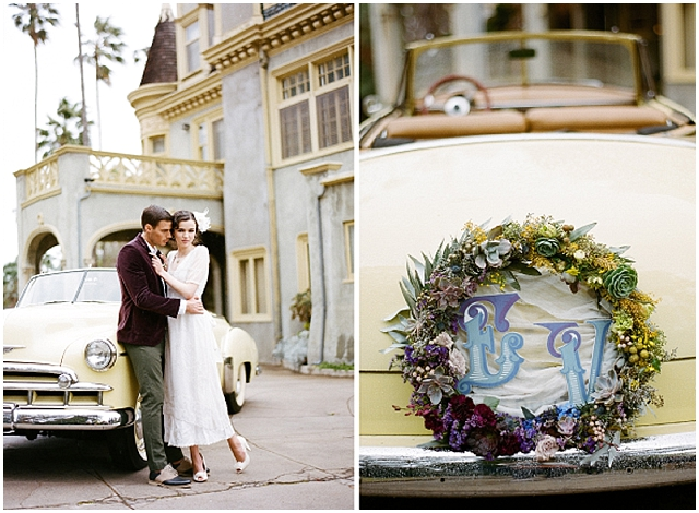 Art Nouveau | Wedding Inspiration & Ideas