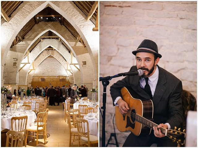 An Elegant Barn, Christmas Wedding