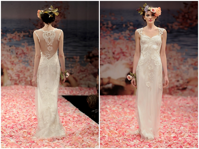 Claire Pettibone Spring 2013 Bridal Collection - Earthly Paradise