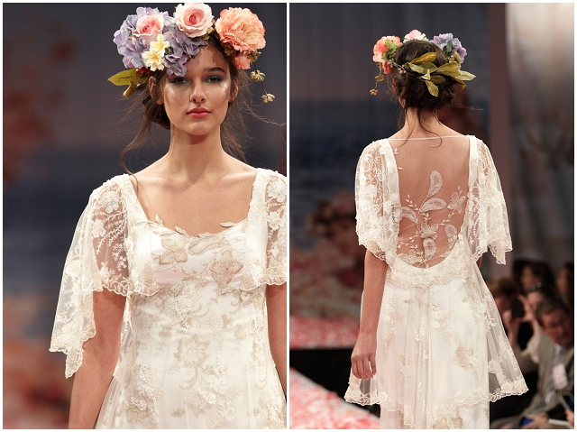 Ethereal Wedding Floral Crown