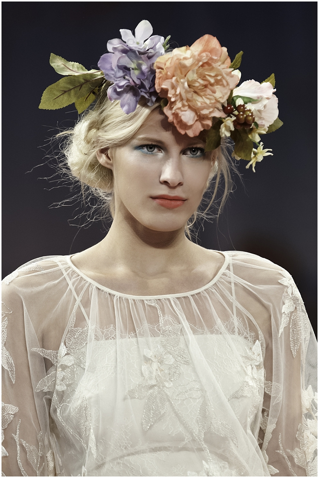 Claire Pettibone: Spring 2013 Bridal Collection | Earthly Paradise