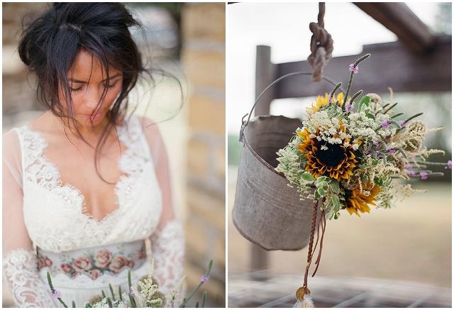 Native American Prairie Bridal Shoot Inspiration