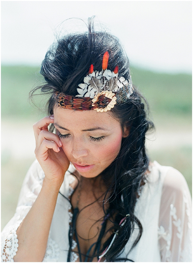 Native American Prairie | Styled Bridal Inspiration
