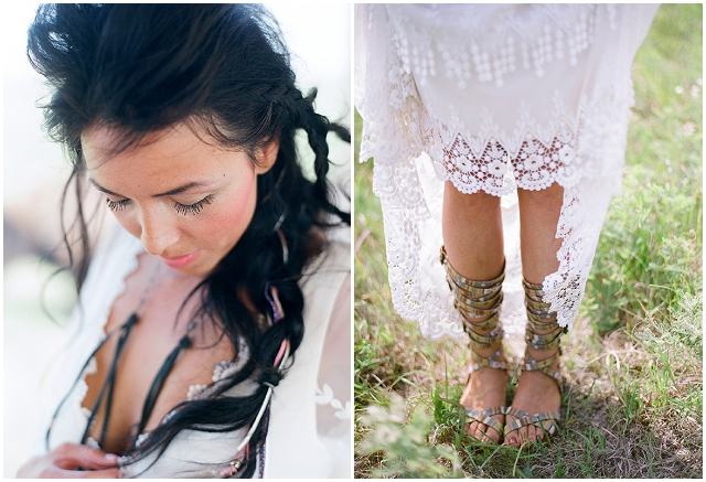 Native American Prairie Bridal Shoot Inspiration