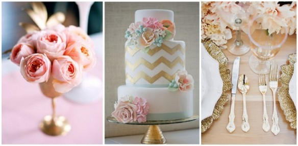 Pretty In Peach | Wedding Inspiration