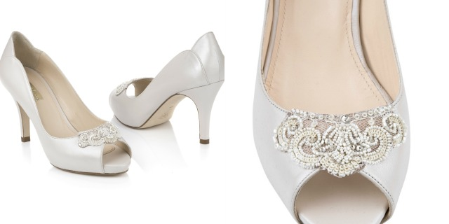 Rachel Simpson Matilda Shoes OnceWed.com