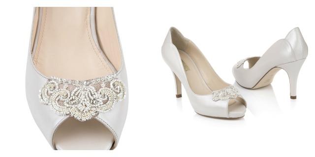 Rachel Simpson Bridal Shoe Collection 2013
