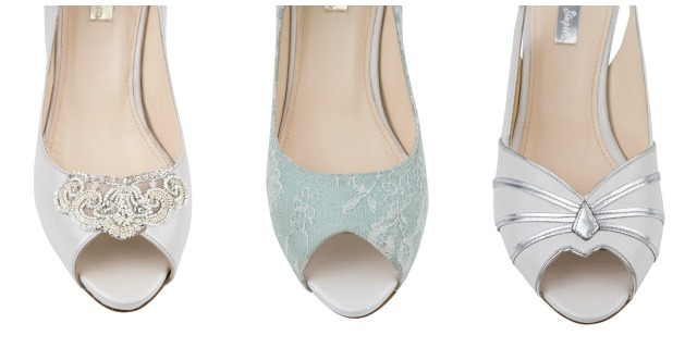 Rachel Simpson Bridal Shoe Collection | New Additions