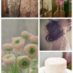Blush & Pistachio Wedding Inspiration