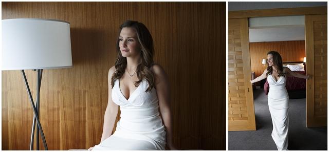 Anthropologie Inspired: Gallery Wedding | Real Wedding