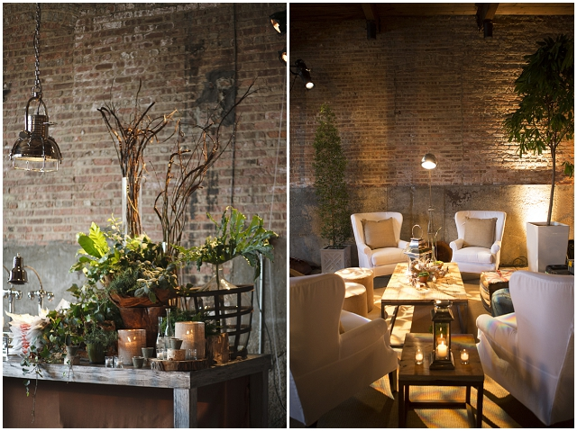 An Anthropologie Inspired Gallery Wedding