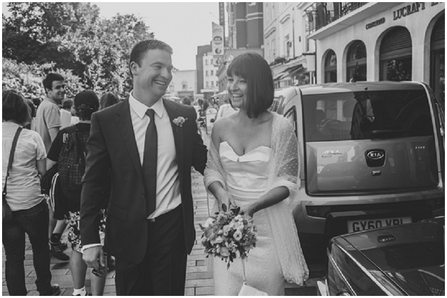 Brighton & Hove | Bride & Groom