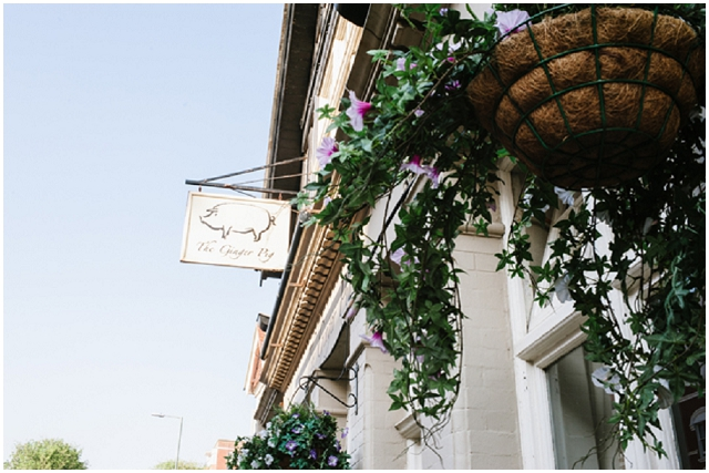 Laid Back Gastro Pub: Brighton & Hove | Real Wedding