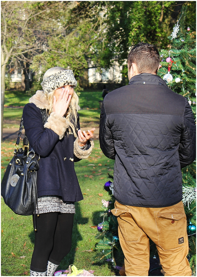 The Christmas Tree Proposal: The Proposers