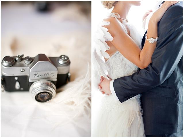 The Jannie Baltzer 2013 'Love' Collection   Bridal Hair Accessories