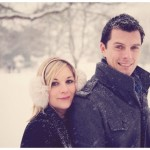 Let It Snow: An Animated Love Shoot