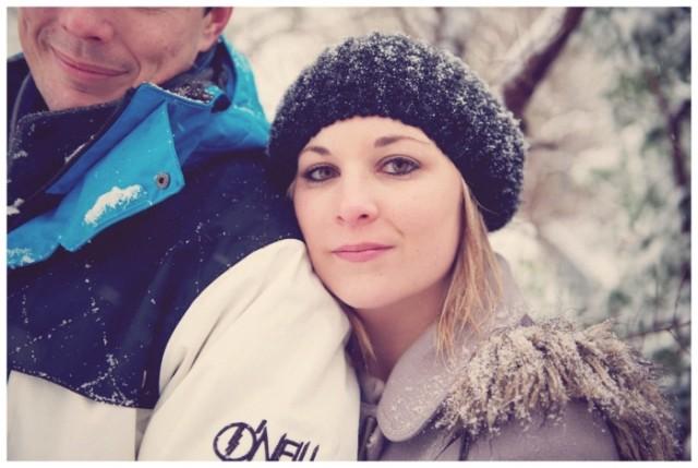 Let It Snow: Love Shoot