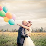 A Happy & Colourful Real Wedding With DIY Details
