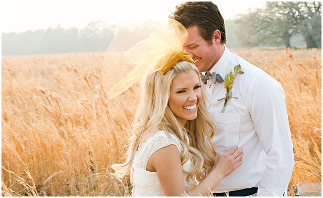 Bridal Hair Trends 2013