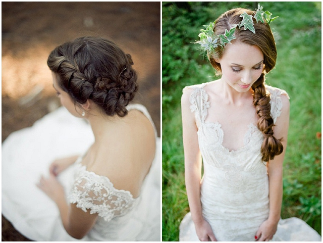 Bridal Hair Trends 2013