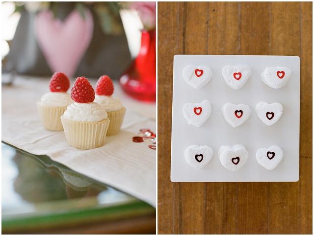 Red, Pink + White: Valentine | Wedding Inspiration