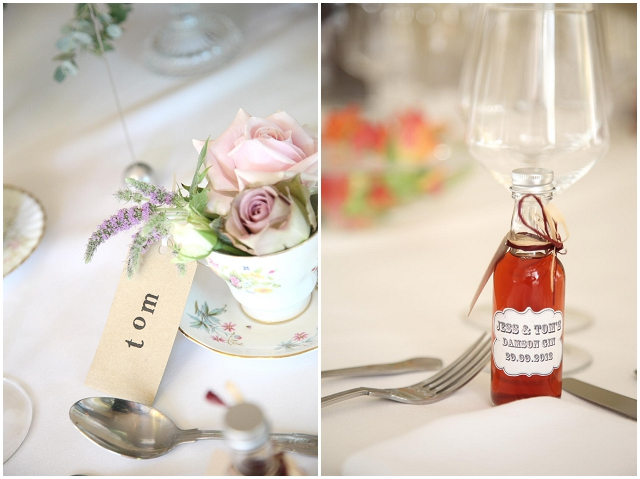 Glam Vintage Garden Party: Real Wedding
