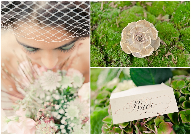 Wedding Inspiration: Love Grows
