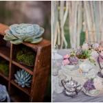 Moss + Succulent: Wedding Inspiration