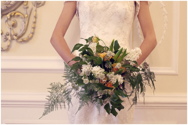 A Country House Affair: Styled Bridal Shoot