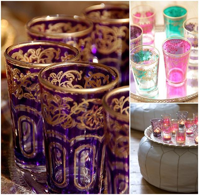 Moroccan Tea Lights