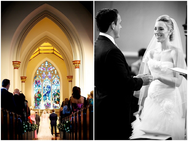 Elegantly Intimate & Contemporary: Real Wedding
