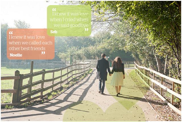 Mudchute Farm + Park: Engagement Shoot